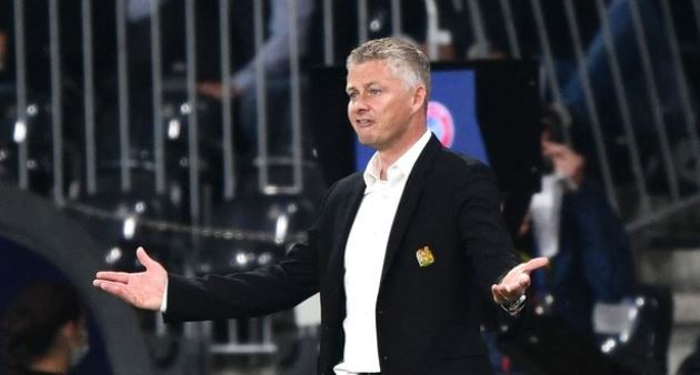 Ole Gunnar Solskjaer's angry words to Man Utd stars after Young Boys loss - Bóng Đá