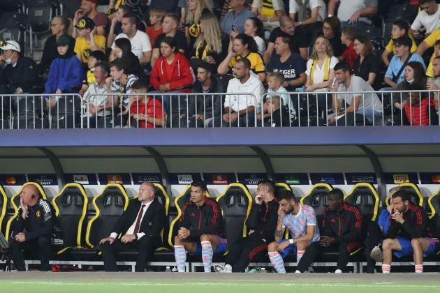 3 điểm sáng hiếm hoi của Man Utd trước Young Boys: Cặp đôi hoàn hảo - Bóng Đá