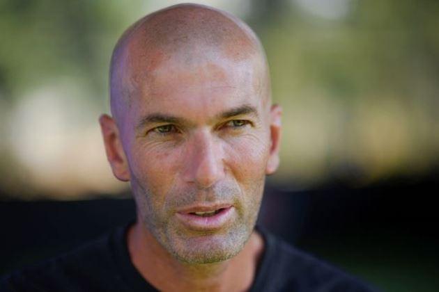 Zinedine Zidane has already made clear his feelings about becoming Man Utd boss - Bóng Đá