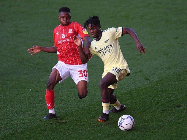 Ideho - Report: Arteta calls 18-year-old up to Arsenal first-team training pre-Burnley, he plays like Zaha - Bóng Đá