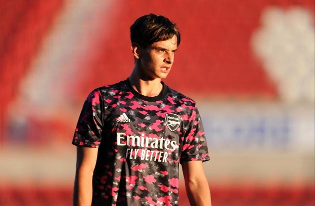 Charlie Patino - Santi Cazorla mới của Arsenal là ai? - Bóng Đá