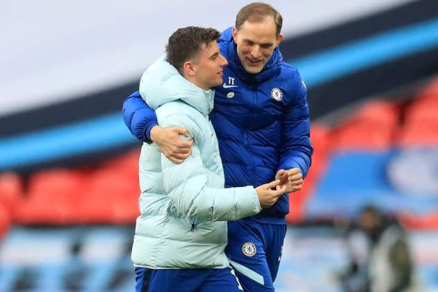 Thomas Tuchel explains why Mason Mount is 'very hard' to leave out of Chelsea team - Bóng Đá