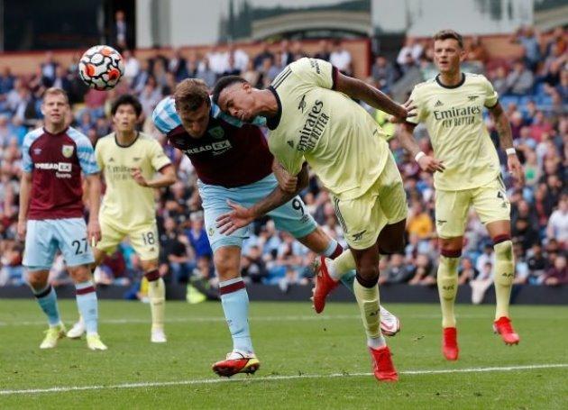 Forget Odegaard: Arsenal's Gabriel was superb vs Burnley in the Premier League - Bóng Đá