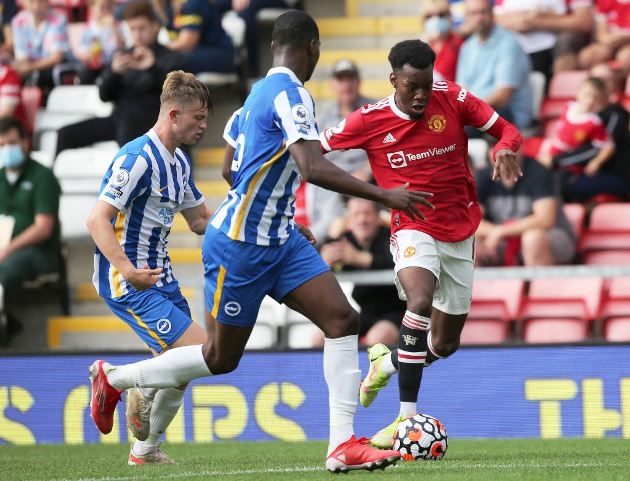 Five Manchester United youngsters who could feature against West Ham - Bóng Đá