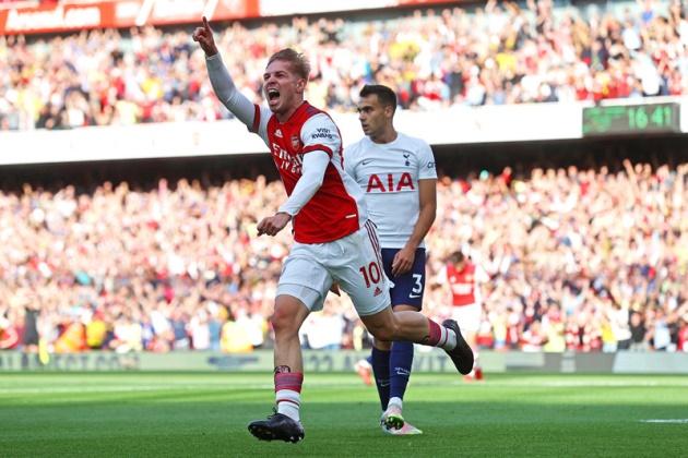 Tony Adams singles out four 'phenomenal' Arsenal stars for high praise after Tottenham win - Bóng Đá