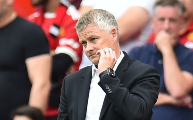 Man Utd có ba cầu thủ gây lo lắng cho Ole Gunnar Solskjaer - Bóng Đá