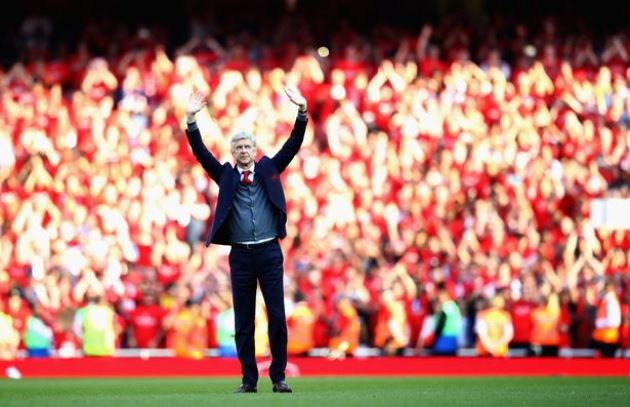 Arsene Wenger compares Arsenal exit to