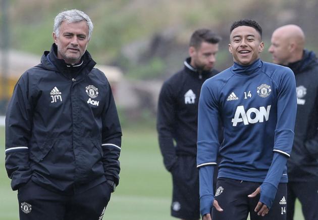 Jesse Lingard reveals relationship with Jose Mourinho including