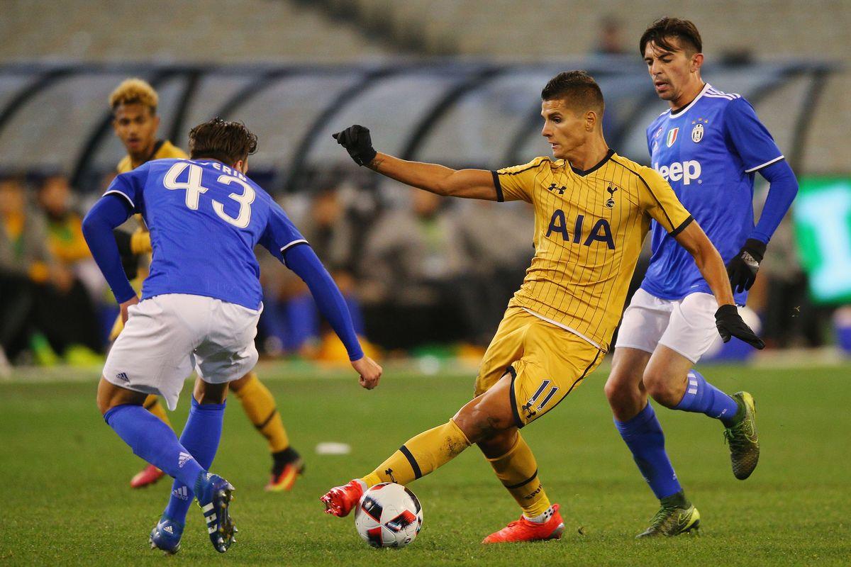 XÁC NHẬN: Tottenham thử 'hàng nóng' tại Wembley trước mùa giải mới - Bóng Đá