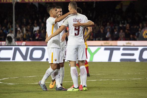 Benevento 0-4 AS Roma: Dzeko và 'những người bạn' bất đắc dĩ - Bóng Đá