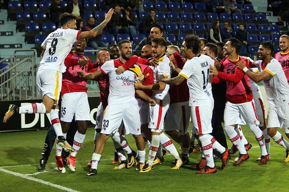 Một bước để tới thiên đường, Benevento vẫn không thể bước - Bóng Đá