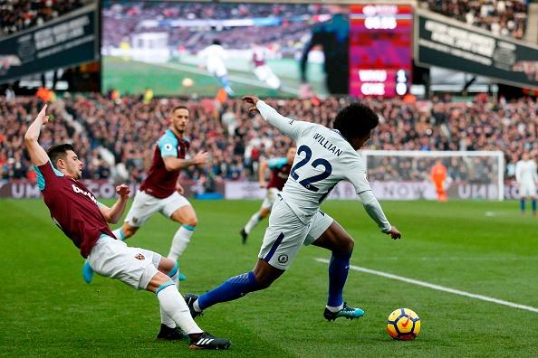 TRỰC TIẾP West Ham 1-0 Chelsea: Sức ép thời gian (Hiệp 2) - Bóng Đá