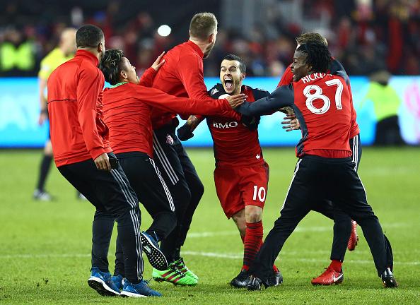 'Kiến nguyên tử' hồi sinh, đưa Toronto FC đến danh hiệu MLS - Bóng Đá