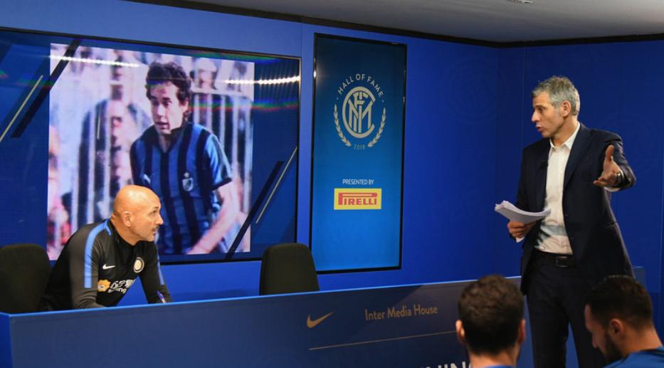 Dàn sao Inter 'rối não' vì Hall of Fame - Bóng Đá