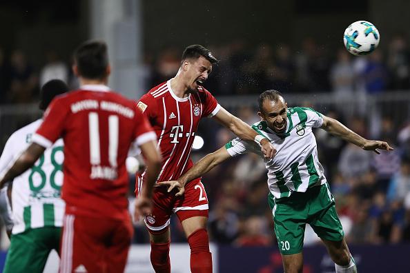 Tân binh mở điểm, Bayern đại thắng tại châu Á - Bóng Đá