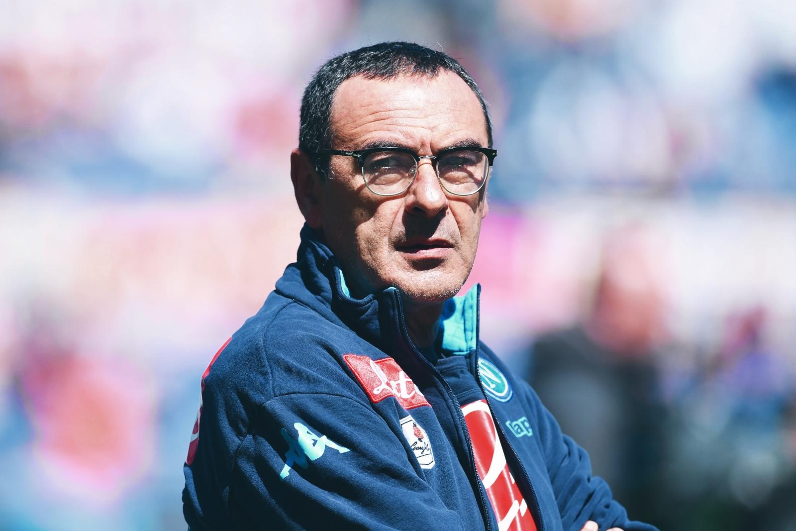 Maurizio Sarri, nguyên nhân khiến các cầu thủ thấy Napoli phải 'chạy dài' - Bóng Đá