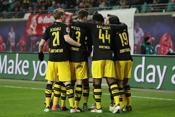 Ghi bàn 3 trận liên tiếp, Reus giúp Dortmund thoát thua - Bóng Đá
