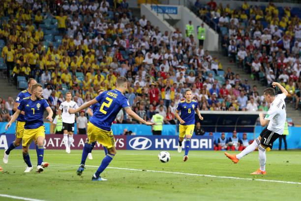 TRỰC TIẾP Đức 0-0 Thụy Điển: Tổng tấn công (H1) - Bóng Đá