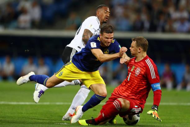 TRỰC TIẾP Đức 0-0 Thụy Điển: Không thể đùa với Thụy Điển (H1) - Bóng Đá