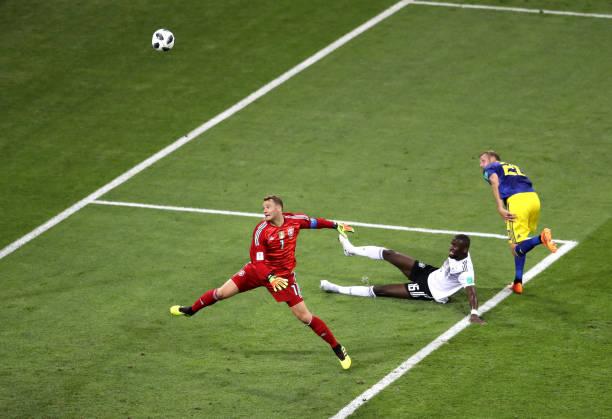 TRỰC TIẾP Đức 0-1 Thụy Điển: Thảm họa! (H1) - Bóng Đá