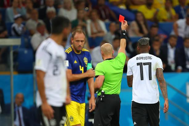 TRỰC TIẾP Đức 1-1 Thụy Điển: Thẻ đỏ cho Boateng (H2) - Bóng Đá