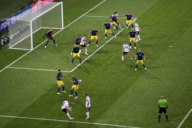 TRỰC TIẾP Đức 2-1 Thụy Điển: Vỡ òa cảm xúc (H2) - Bóng Đá