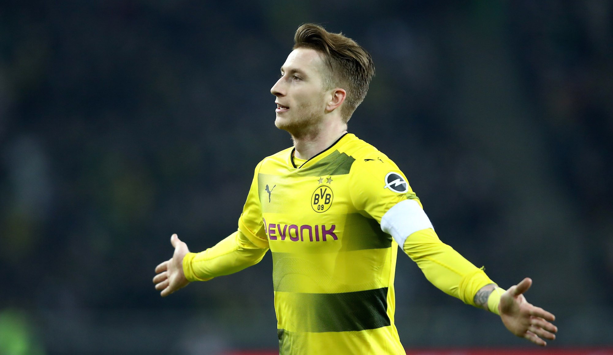 Đối thoại Marco Reus: Tân thủ quân Dortmund - Bóng Đá
