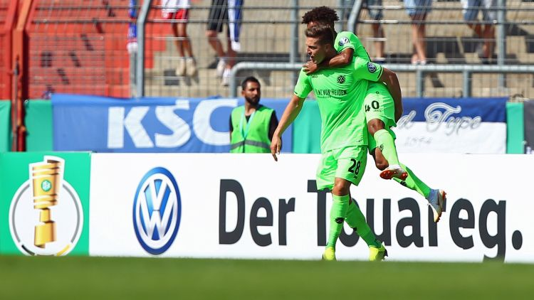 Đội hình tân binh Bundesliga cực chất mùa giải 2018/19 - Bóng Đá