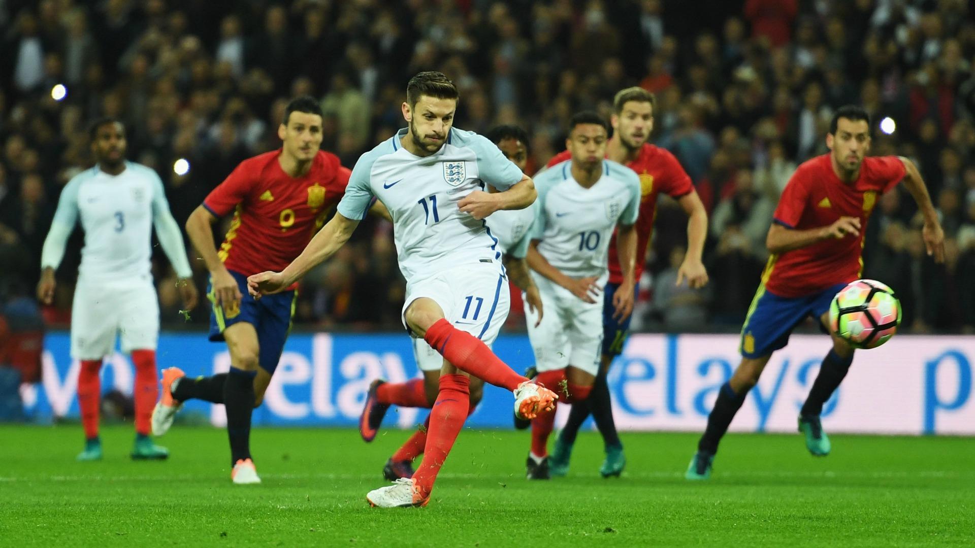 01h45 ngày 09/09, Anh vs Tây Ban Nha - Bóng Đá