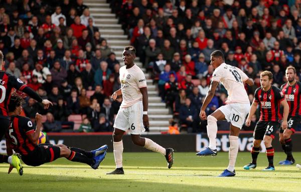TRỰC TIẾP Bournemouth 1-1 Man United: Rashford vào sân, Quỷ đỏ tăng sức ép (H2) - Bóng Đá