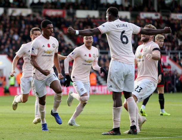 TRỰC TIẾP Bournemouth 1-2 Man United: 3 điểm đầy cảm xúc (KT) - Bóng Đá
