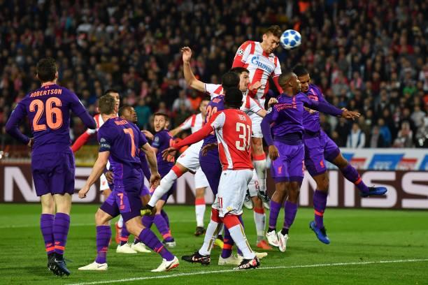 Chủ quan quá đáng, Liverpool 'phơi áo' tại Belgrade - Bóng Đá