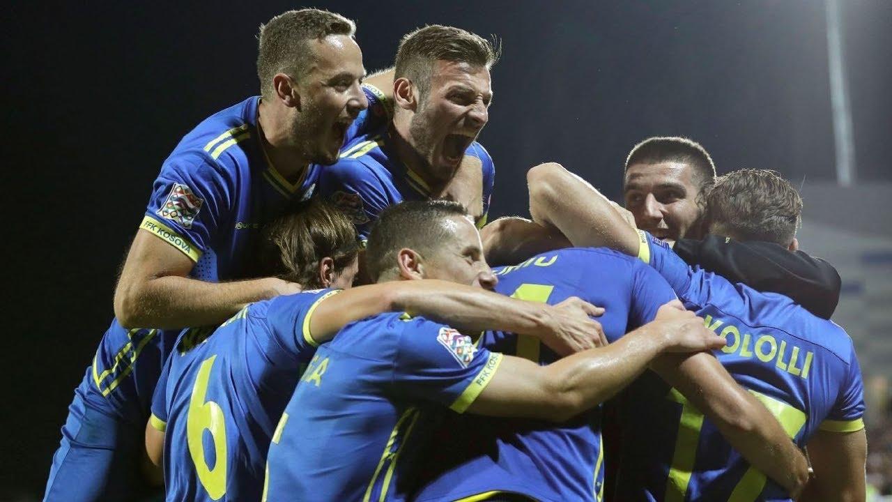 Địa chấn châu Âu: Thành lập 2 năm chuẩn bị đá EURO (Kosovo) - Bóng Đá