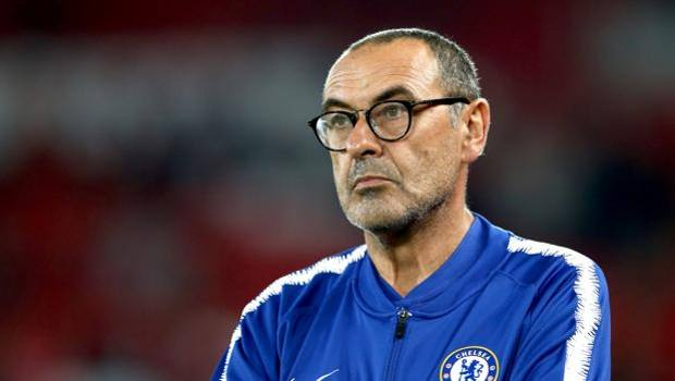 Tiết lộ sốc: Còn lâu Sarri mới đến Chelsea nếu không vì người này - Bóng Đá
