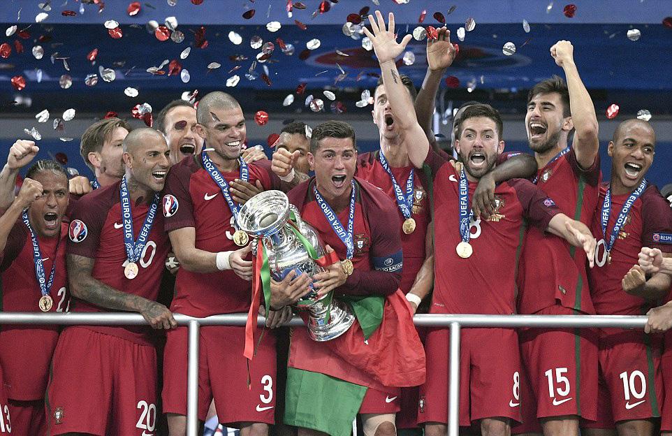 Công bố hạt giống vòng loại EURO 2020: Người Đức nếm trái đắng - Bóng Đá