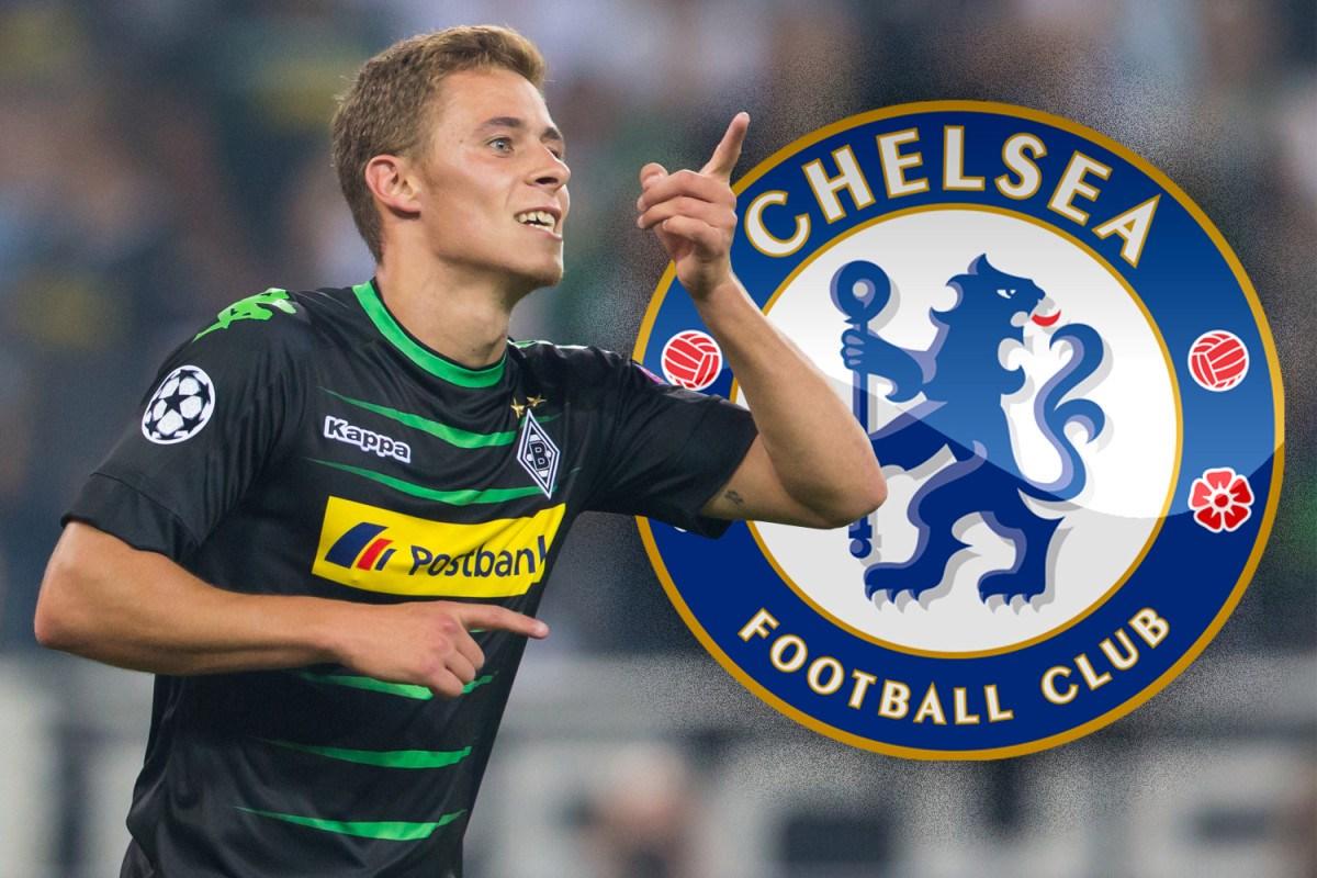 Đã rõ về điều khoản mua lại của Chelsea với Thorgan Hazard - Bóng Đá