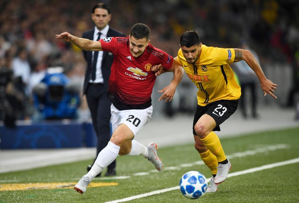 78% CĐV Man United muốn tài năng 19 tuổi ra sân trước Palace Dalot - Bóng Đá