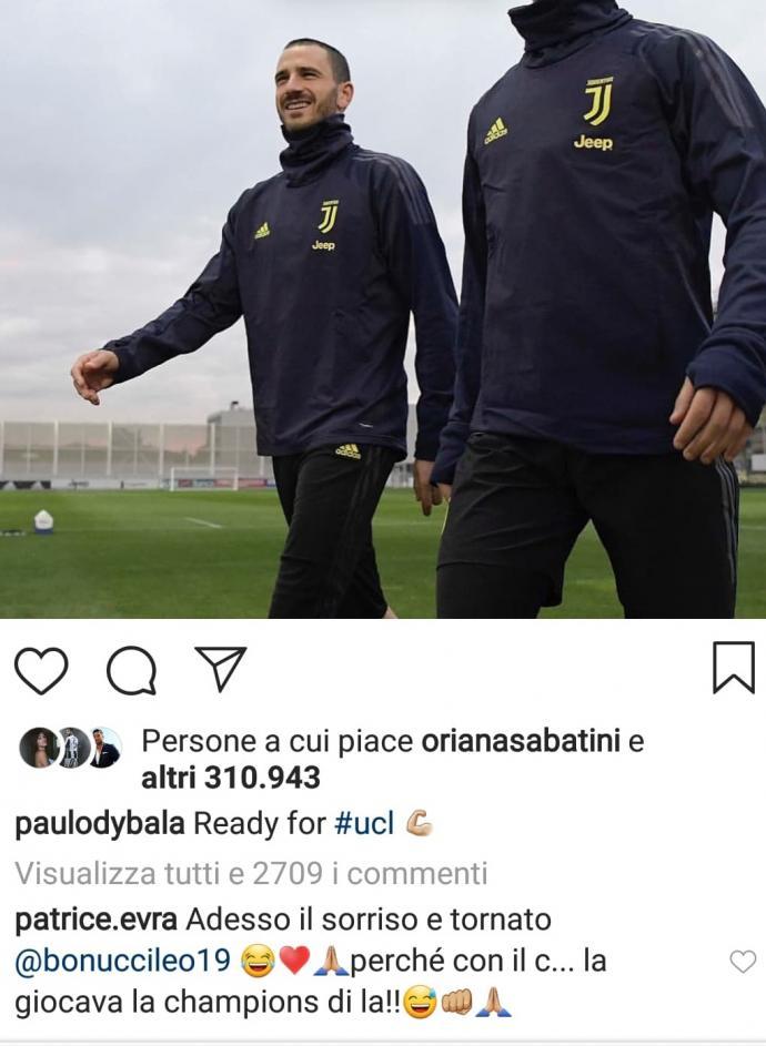 Chỉ một câu nói, huyền thoại Man Utd 'đá xéo' cả Bonucci và Milan - Bóng Đá
