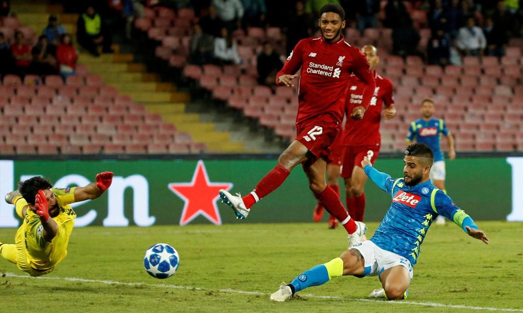 03h00 ngày 12/12, Liverpool vs Napoli: Thử thách cực hạn - Bóng Đá