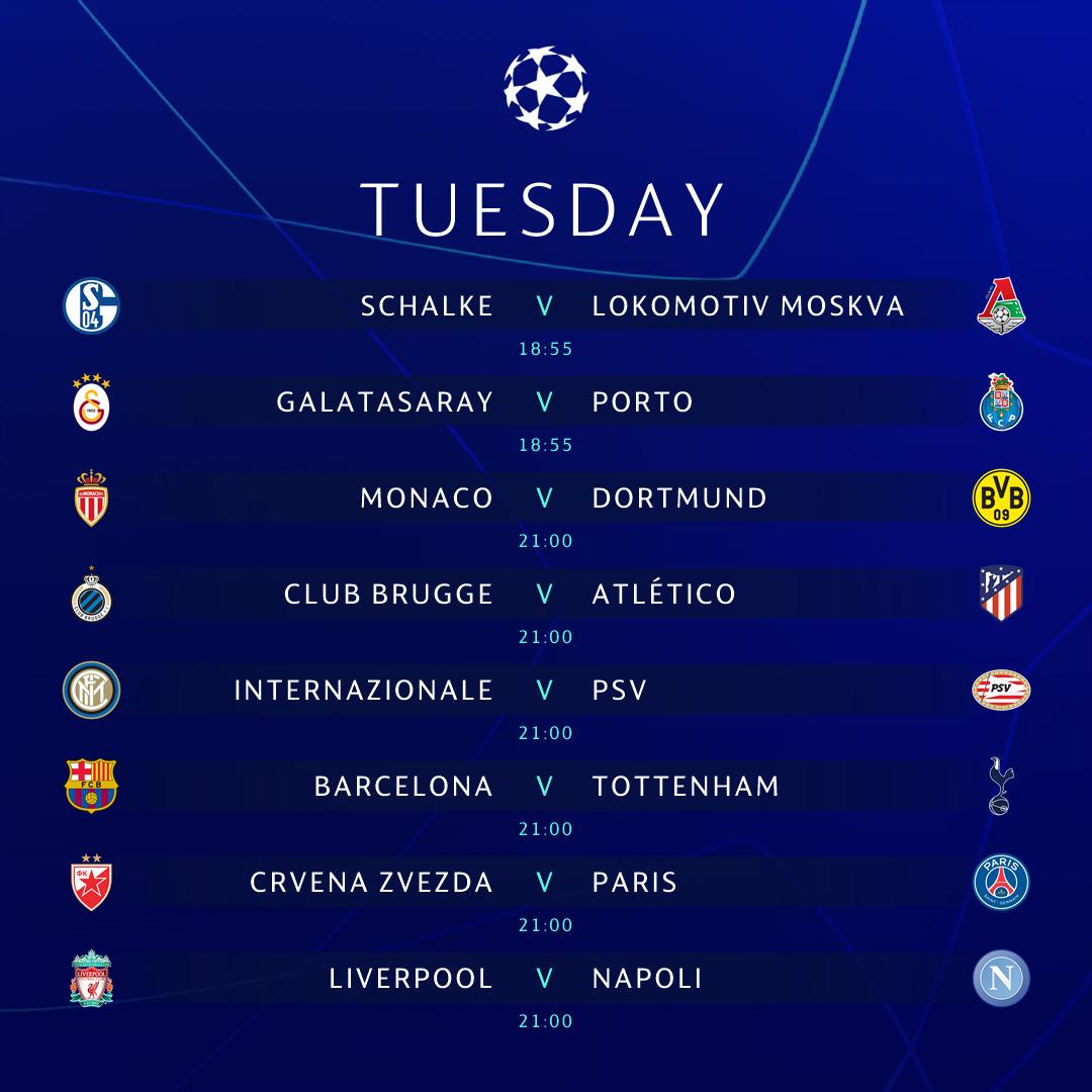 3 chiếc vé knock out C1 đêm nay: Liverpool, Inter run rẩy, Tottenham cười thầm - Bóng Đá