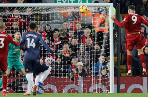 TRỰC TIẾP Liverpool vs Man United: Sức ép kinh khủng! (H1) - Bóng Đá