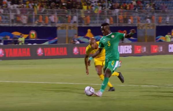 Sadio Mane kiến tạo, Senegal tiến thêm một bước đến chức vô địch - Bóng Đá