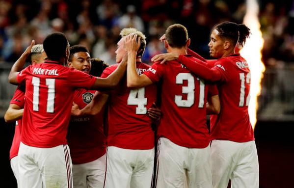 Tân binh có kiến tạo, Man United đại thắng trận thứ 2 trên đất Mỹ - Bóng Đá