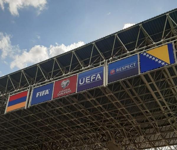 Armenia vs Bosnia - Bóng Đá