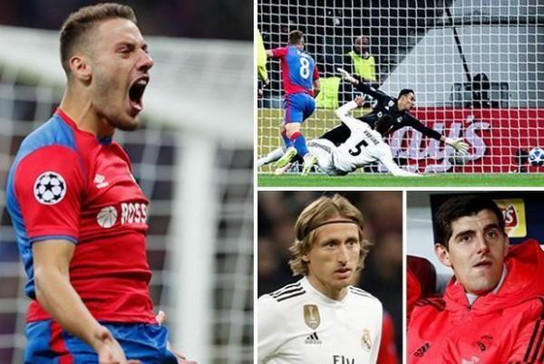 Real Madrid have lost their last 5 UCL games without Ramos. (PSG, Ajax, CSKA, CSKA, Juventus) - Bóng Đá