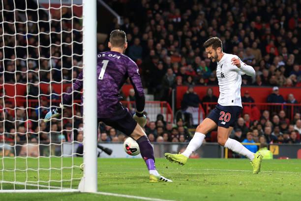 Thi đấu hơn 100% sức lực, Man United chính thức chấm dứt mạch toàn thắng của Liverpool - Bóng Đá