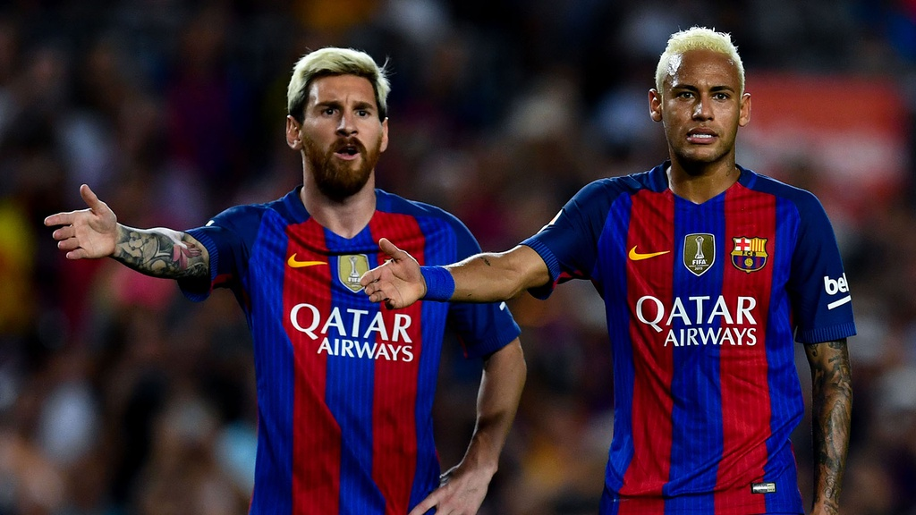 Neymar, Barca và cú bắt tay định mệnh - Bóng Đá