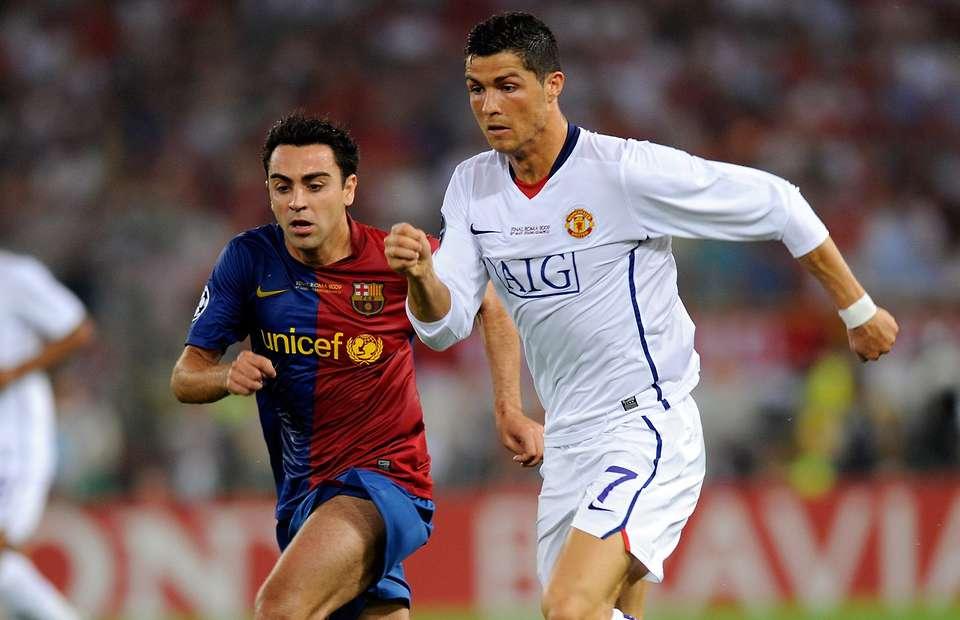 Bất ngờ với nhận xét của Xavi về Ronaldo 10 năm về trước - Bóng Đá