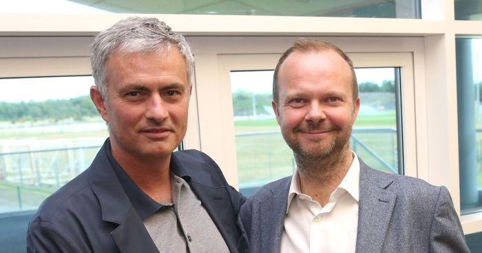 Ed Woodward chưa nghĩ đến việc sa thải Mourinho - Bóng Đá