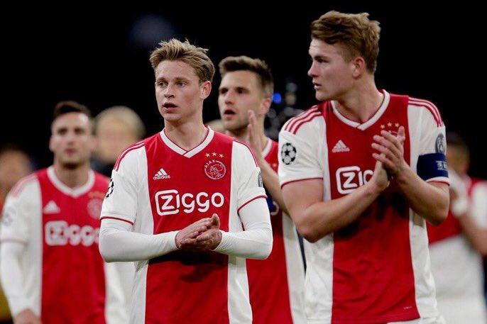 Chặng đường của Ajax tại C1 như một câu chuyện cổ tích với kết thúc không có hậu - Bóng Đá
